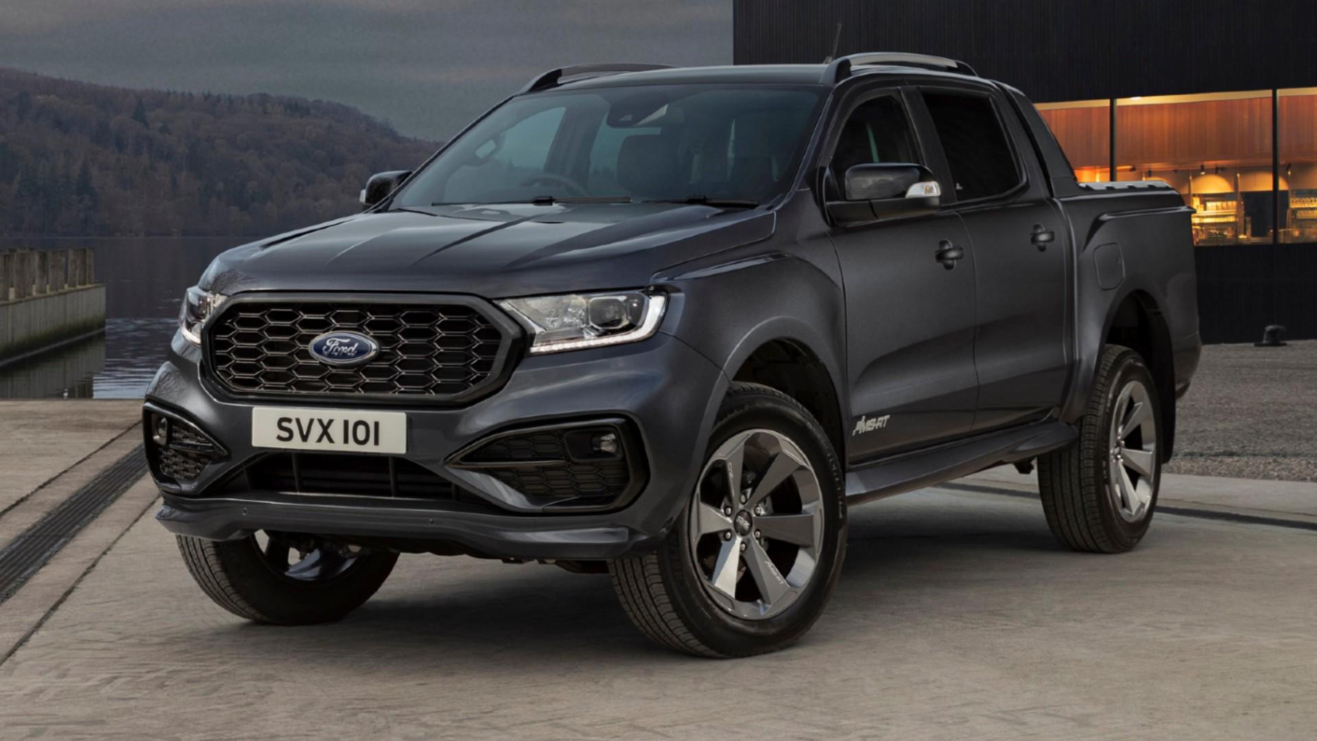 Ford Ranger MS-RT: Νέα έκδοση με σπορ εμφάνιση [vid]