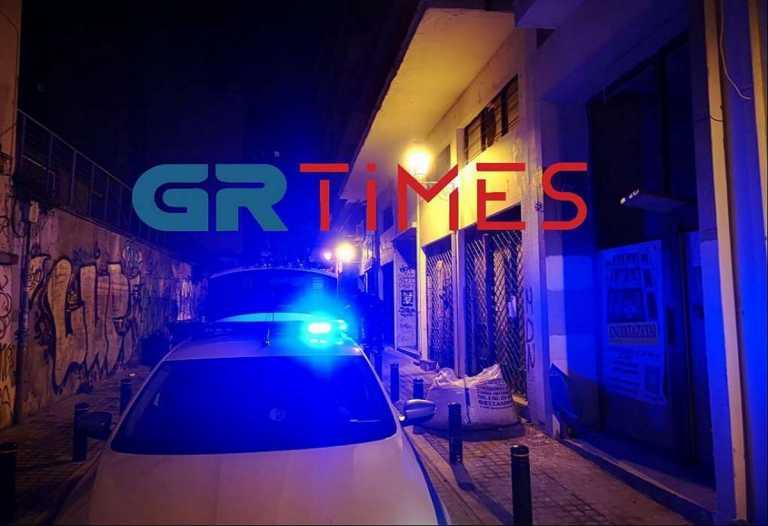 Έσωσαν ηλικιωμένη από φωτιά στο κέντρο της Θεσσαλονίκης
