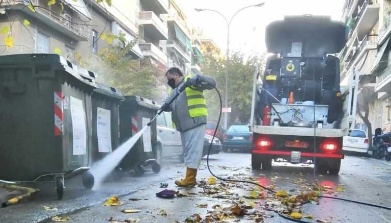 Δήμος Αθηναίων: Αστράφτει από καθαριότητα στου Γκύζη (pics)