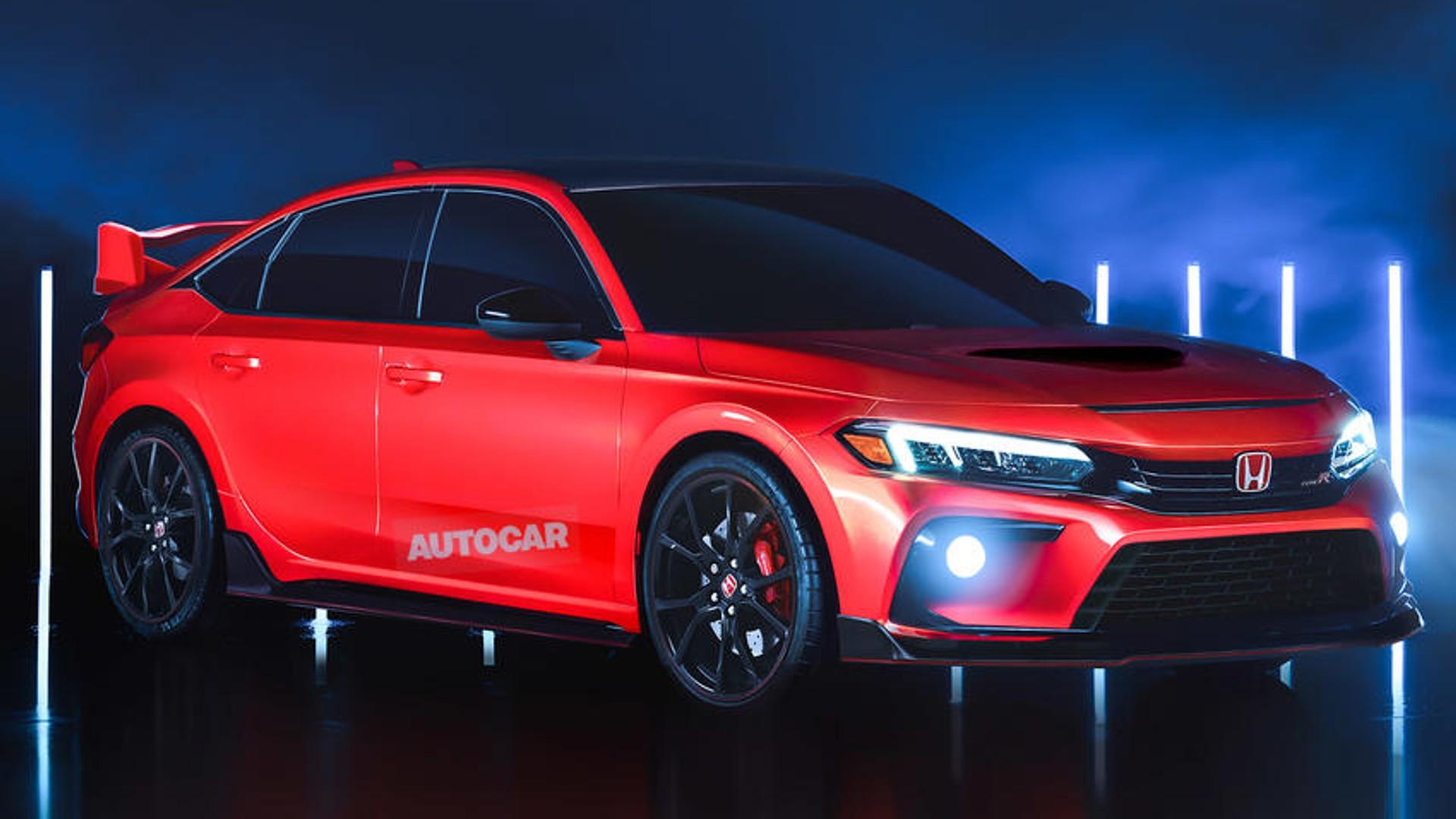 Civic Type R: Ίσως το τελευταίο μη-υβριδικό μοντέλο της Honda