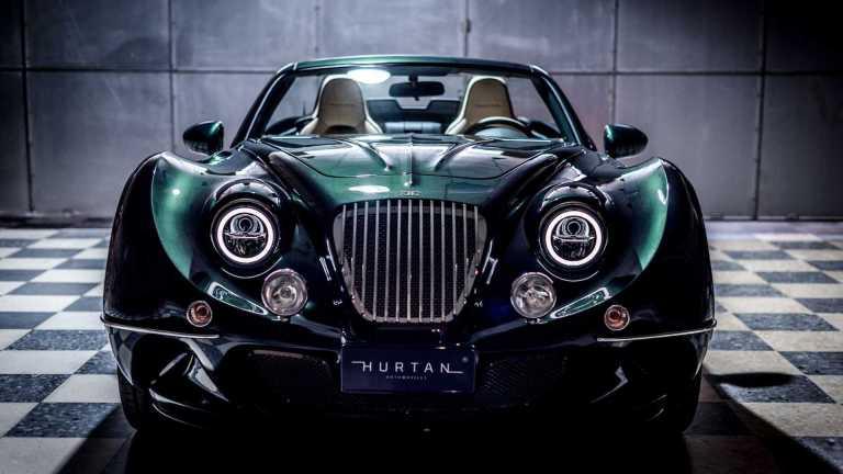 Αυτό το όχημα βασίζεται στο Mazda MX-5!