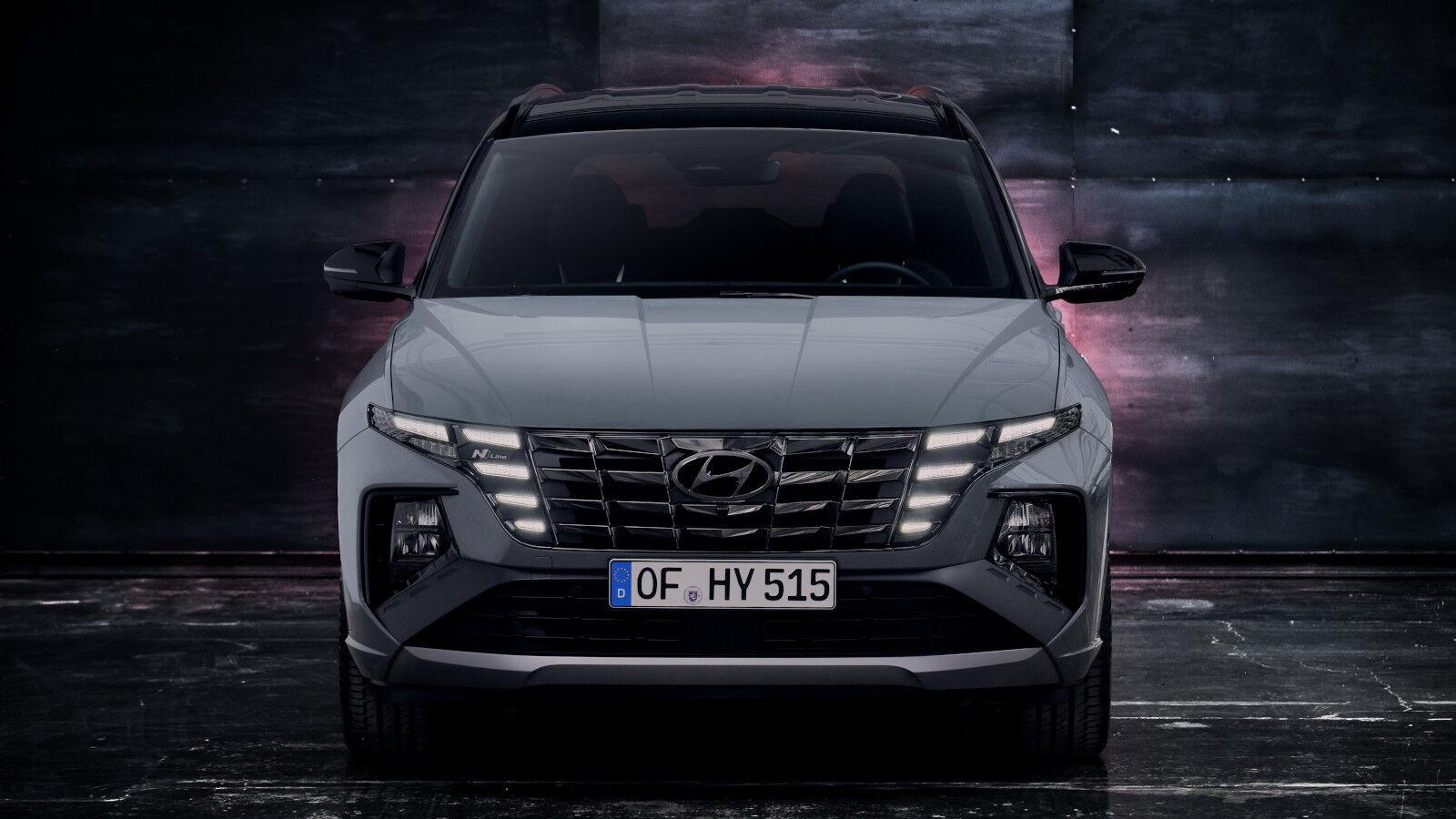 Το ολοκαίνουργιο Hyundai Tucson αποκτά νέα έκδοση N Line [pics]