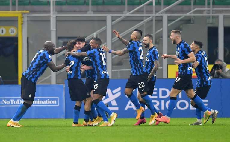 Η Ίντερ «πάτησε» την Γιουβέντους και την κορυφή στη Serie A (video)