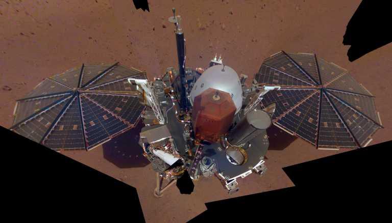NASA: «Νεκρό» το τρυπάνι του InSight στον Άρη – Τέλος οι γεωτρήσεις