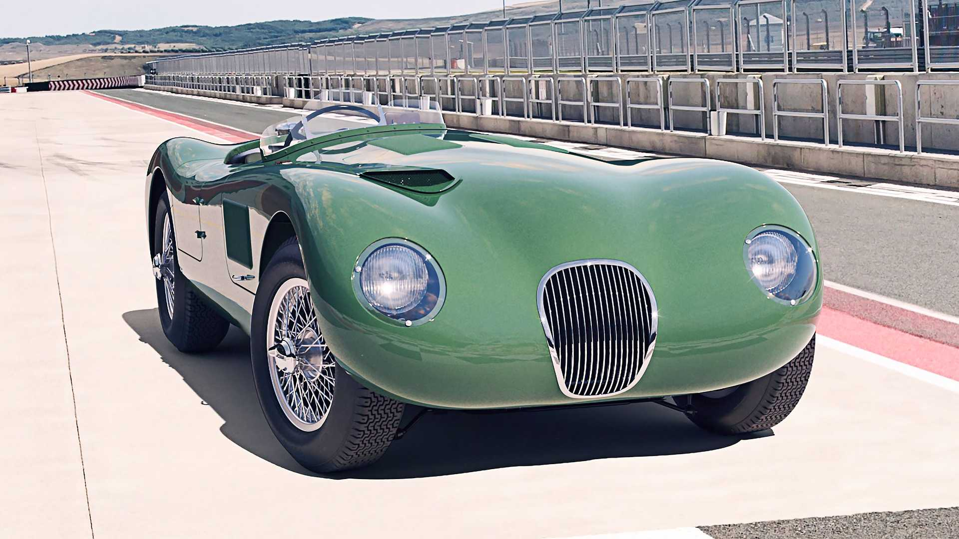 Η Jaguar C-Type επιστρέφει στην παραγωγή!