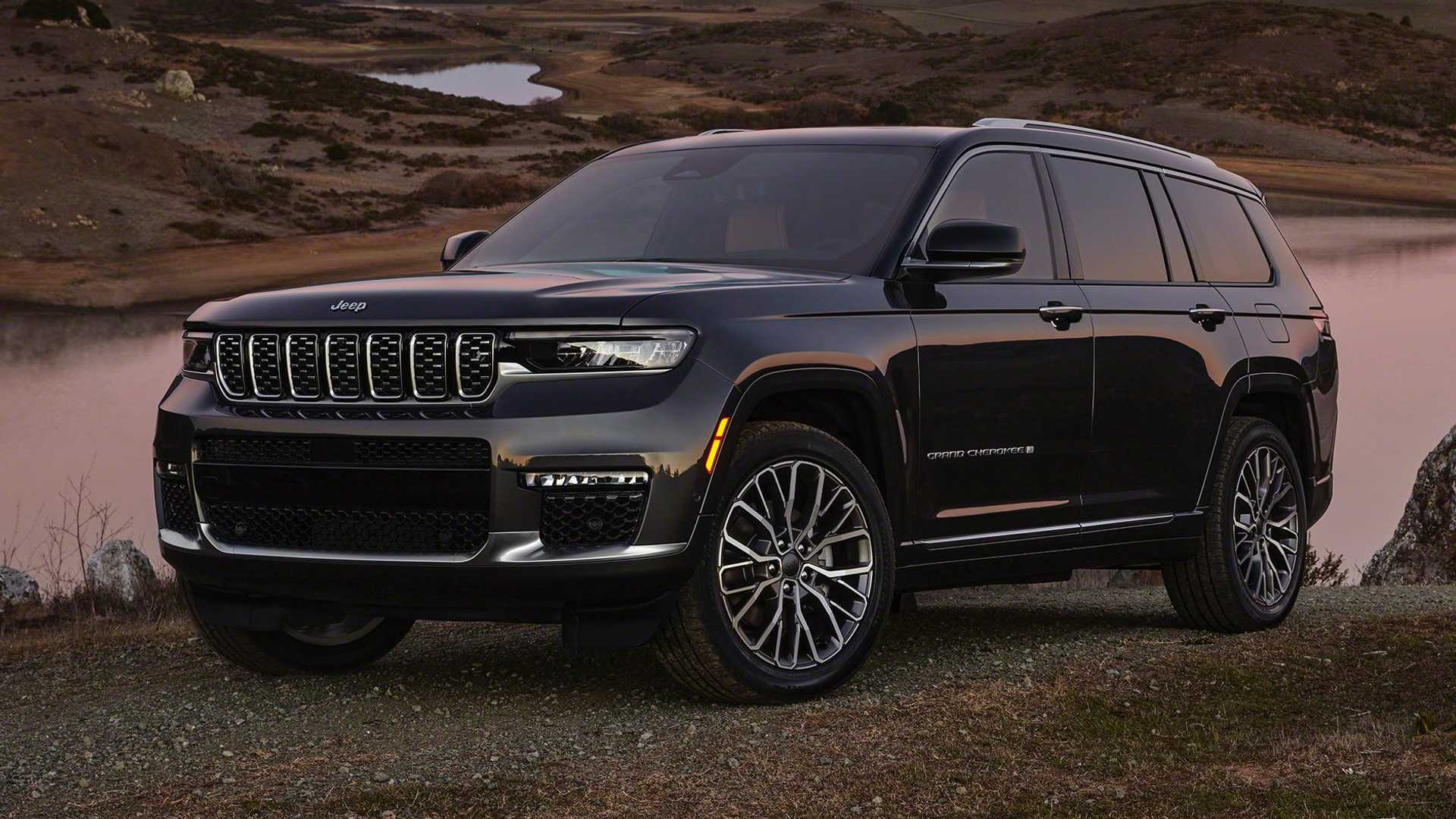 Νέο Jeep Grand Cherokee L [vid]