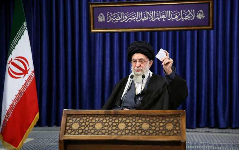 Το twitter έκλεισε τον λογαριασμό του θρησκευτικού ηγέτη του Ιράν γιατί απείλησε τον Τραμπ