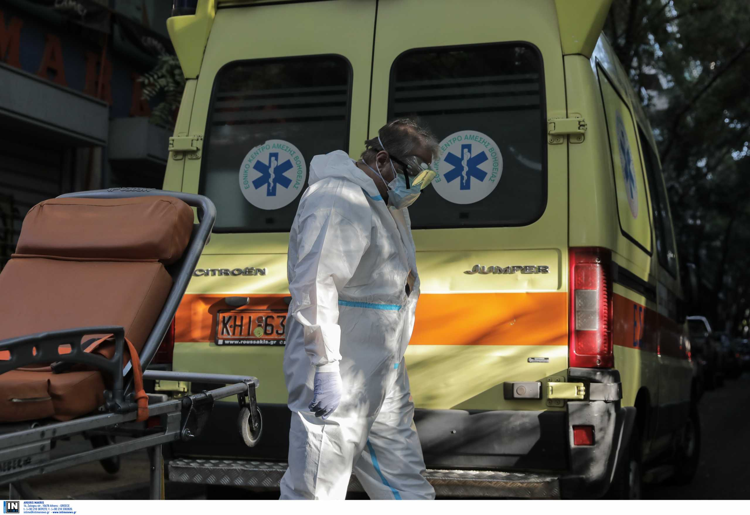 Πληροφορίες για τουλάχιστον 19 κρούσματα κορονοϊού σε κέντρο αποκατάστασης της Θεσσαλονίκης