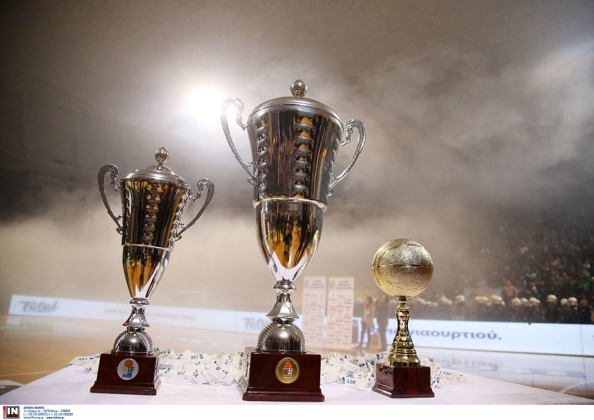 Κύπελλο Ελλάδας: Πλάνο με final 8 και «φούσκα»
