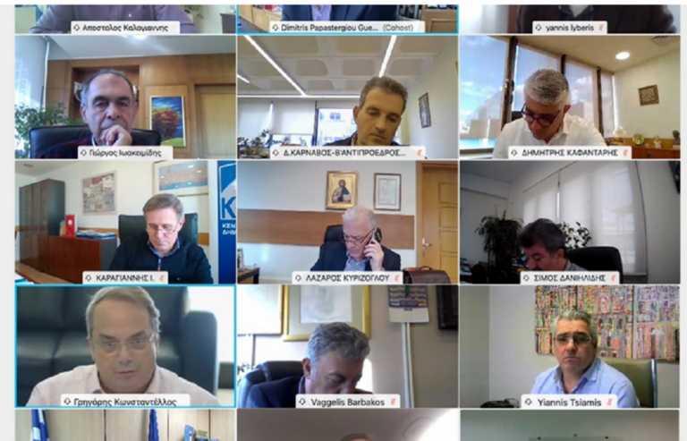 Κύκλος επαφών της ΚΕΔΕ με τη νέα ηγεσία του Υπουργείου Εσωτερικών