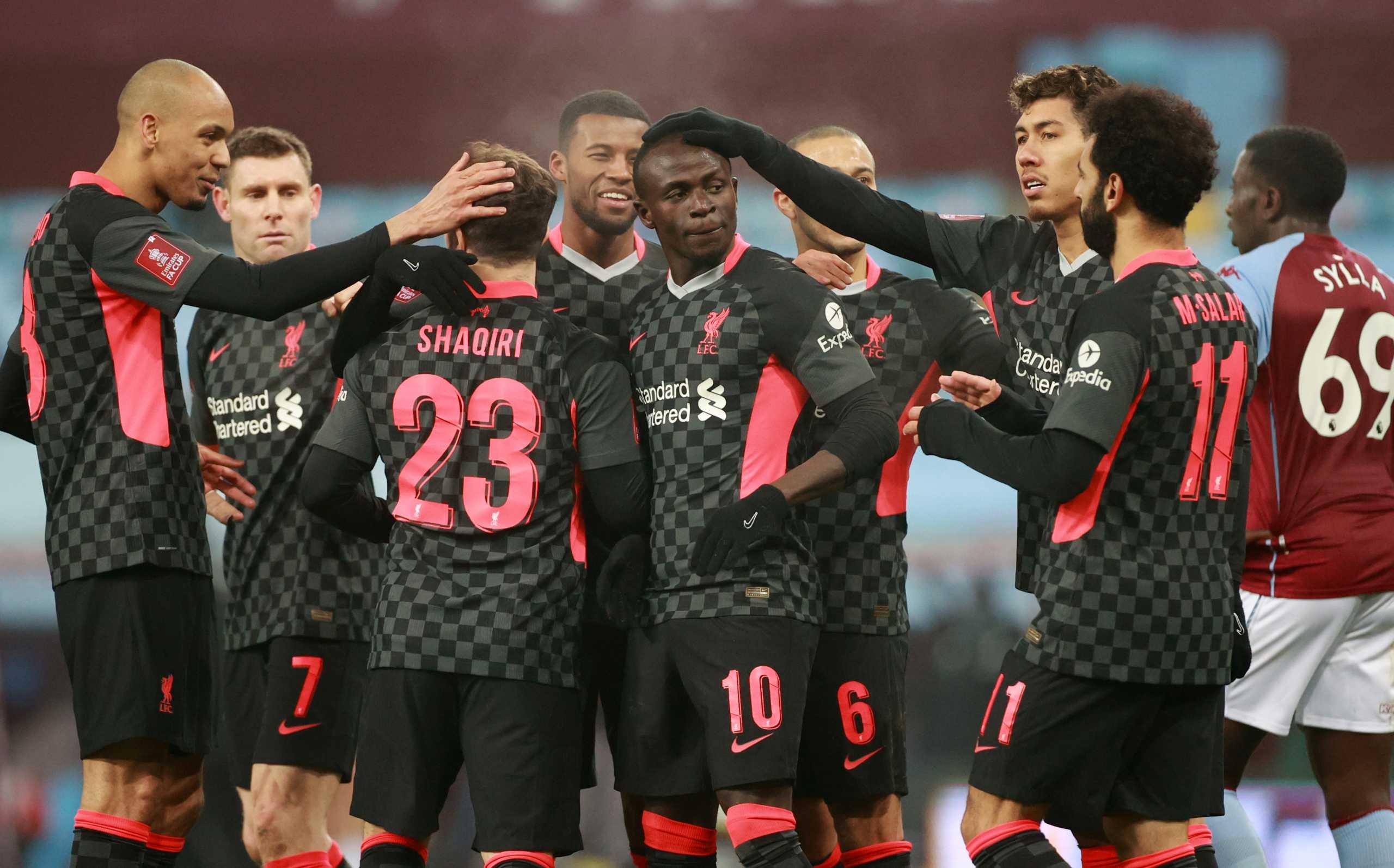 Κύπελλο Αγγλίας: Η Λίβερπουλ απέκλεισε την «ηρωική» Άστον Βίλα – Πρόκριση και για τη Γουλβς (videos)