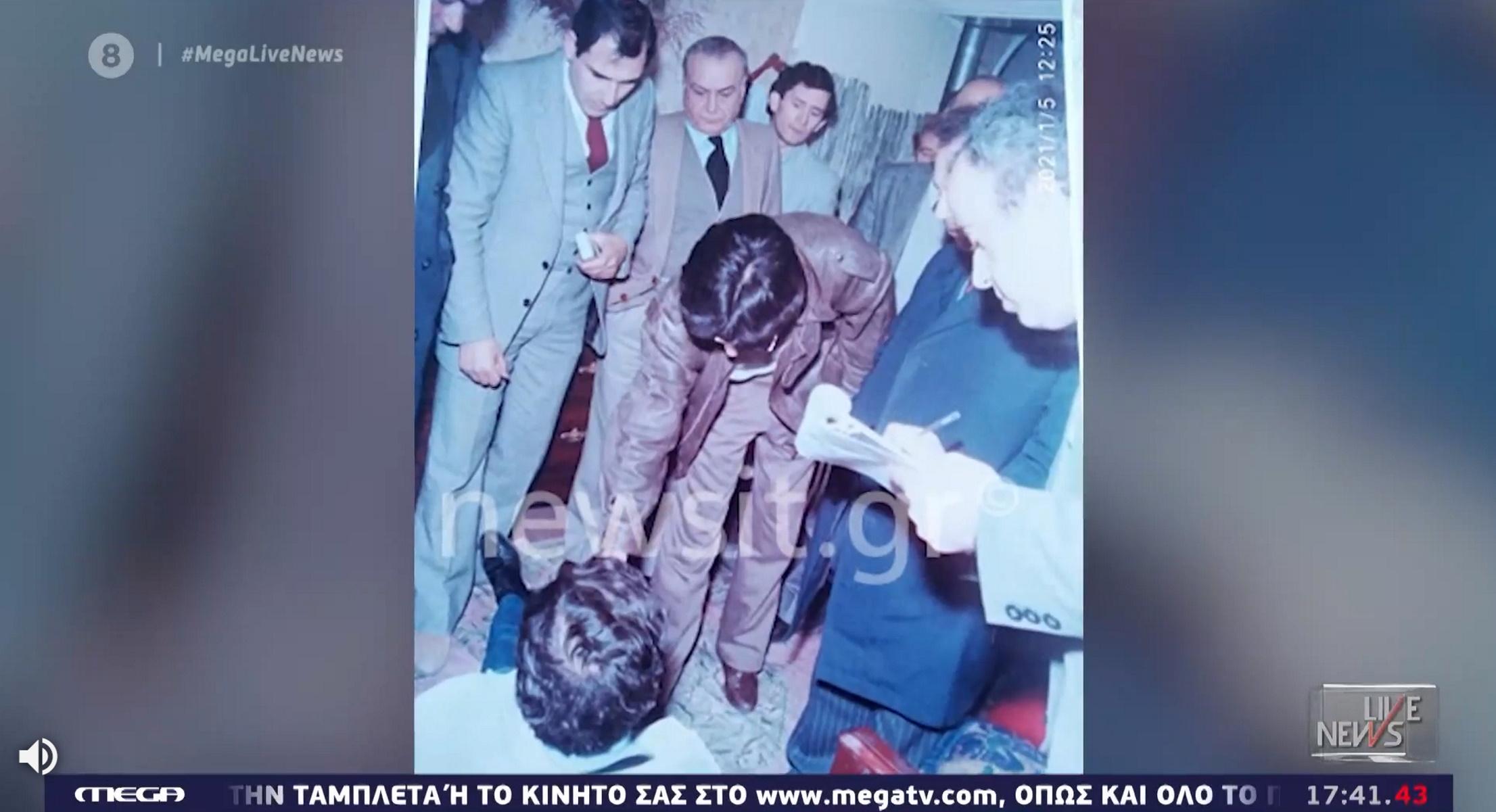 Ηλίας Μαζαράκης – Live News: Το άγνωστο ντοκουμέντο για τη διπλή δολοφονία του παππού και της θείας του (video)