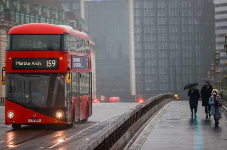 Βρετανία: Στο χαμηλότερο επίπεδο εδώ και πέντε μήνες τα ημερήσια κρούσματα κορονοϊού