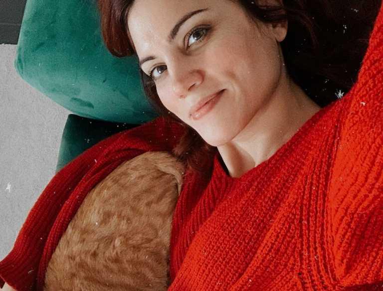 Μαίρη Συνατσάκη: Η πρώτη ανάρτηση στα social media μετά την είδηση ότι έκανε σύμφωνο συμβίωσης με τον Μουτσινά!