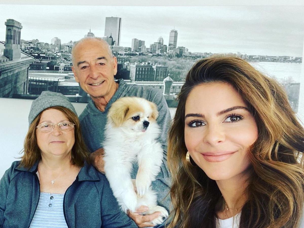 Ραγίζει καρδιές η νέα ανάρτηση της Μαρίας Μενούνος με τους γονείς της μέσα από το νοσοκομείο