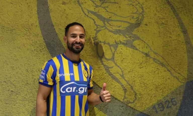 Ο Παναιτωλικός απέκτησε πρώην παίκτη της ΑΕΚ