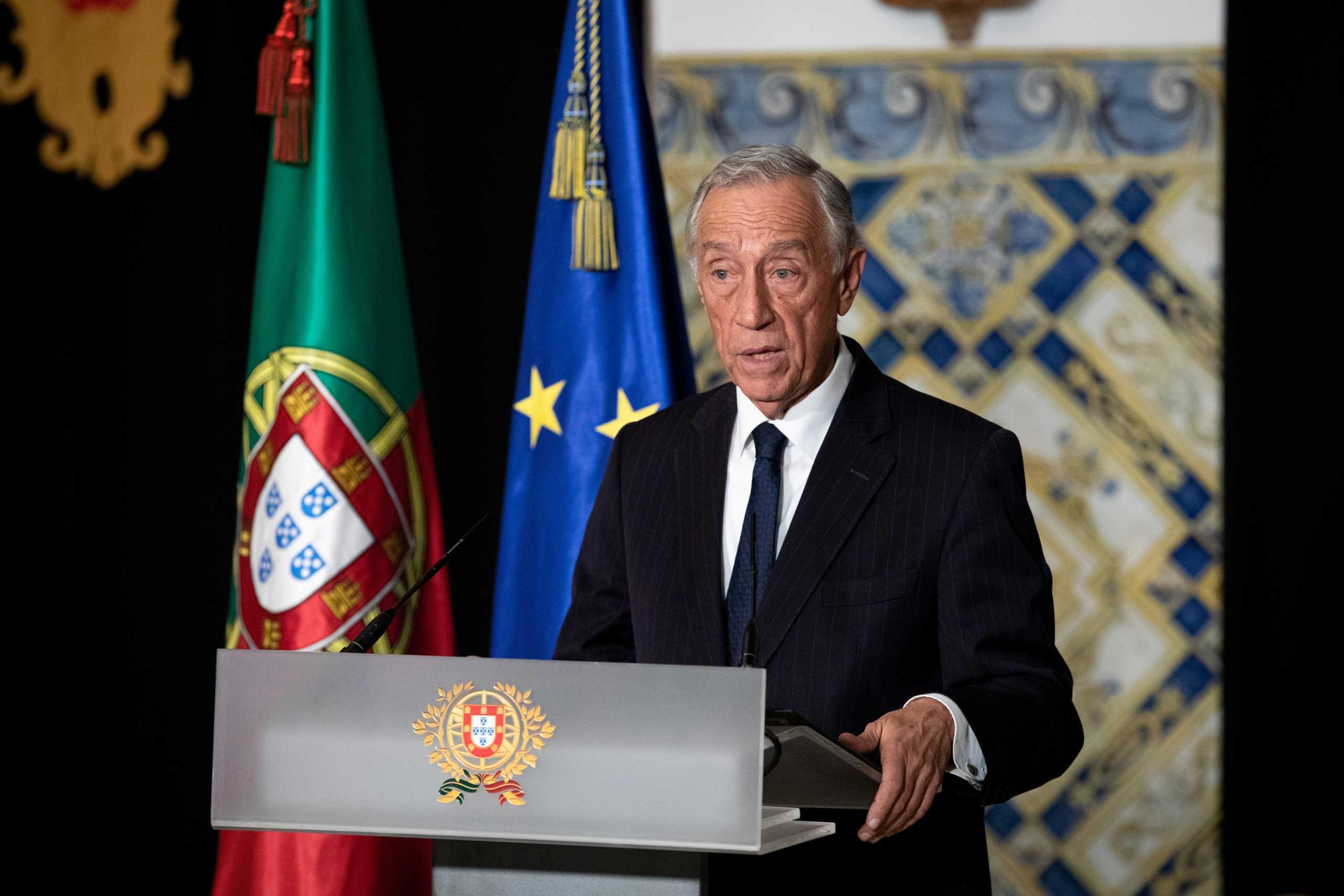 Κορονοϊός: Αρνητικό και το δεύτερο τεστ του προέδρου της Πορτογαλίας – Ετοιμάζεται για τις εκλογές