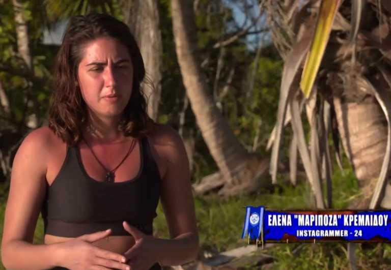 Έλενα Κρεμλίδου – Survivor: Πως έκανε το σέξι βίντεο κλιπ