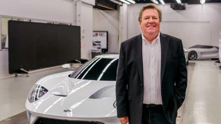 Moray Callum: Συνταξιοδότηση για τον υπεύθυνο σχεδιασμού της Ford