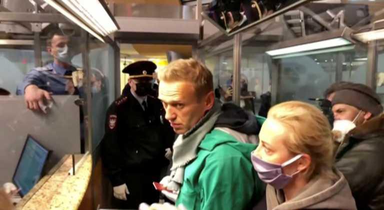 Ρωσία: Στενοί συνεργάτες του Ναβάλνι και η εκπρόσωπός του συνελήφθησαν στη Μόσχα