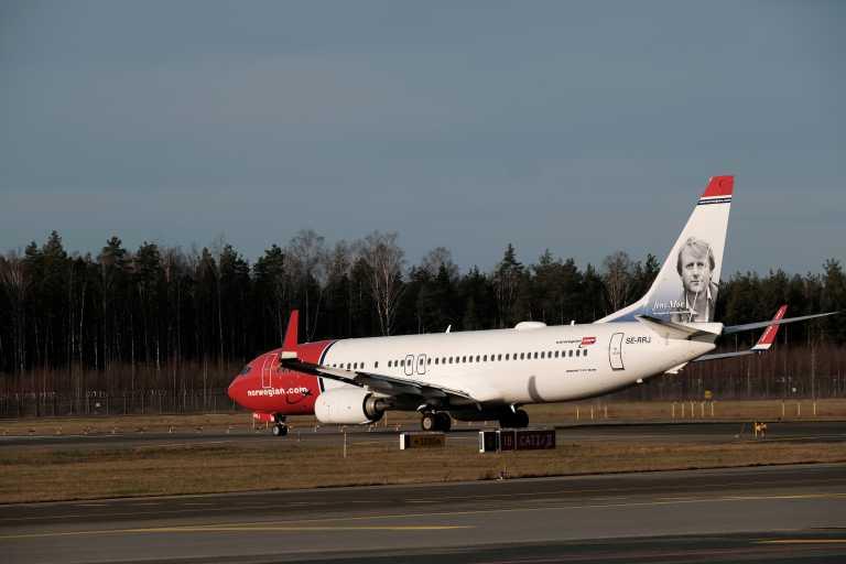 Σουηδία: «Όχι» στα μη αναγκαία ταξίδια εκτός Ευρώπης λόγω κορονοϊού