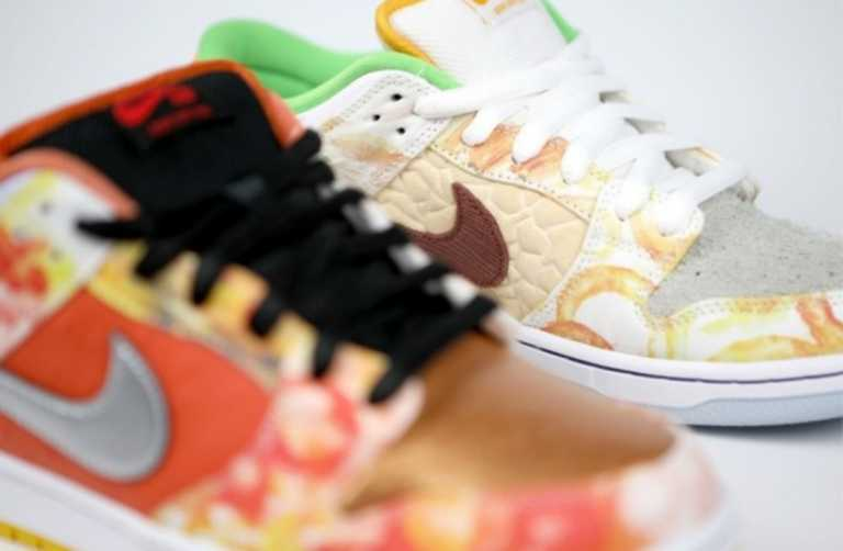 """Τα νέα sneakers της Nike είναι… """"πεντανόστιμα"""""""