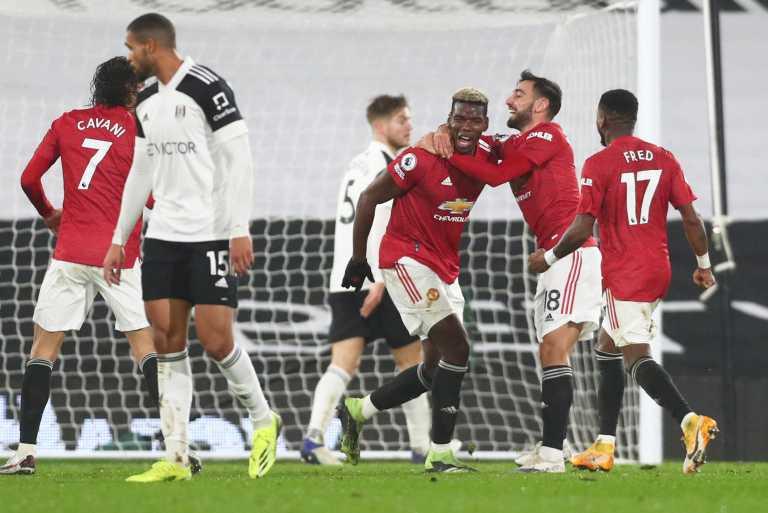 Premier League: Ο Πογκμπά την ανατροπή και η Γιουνάιτεντ ξανά στην κορυφή (video)