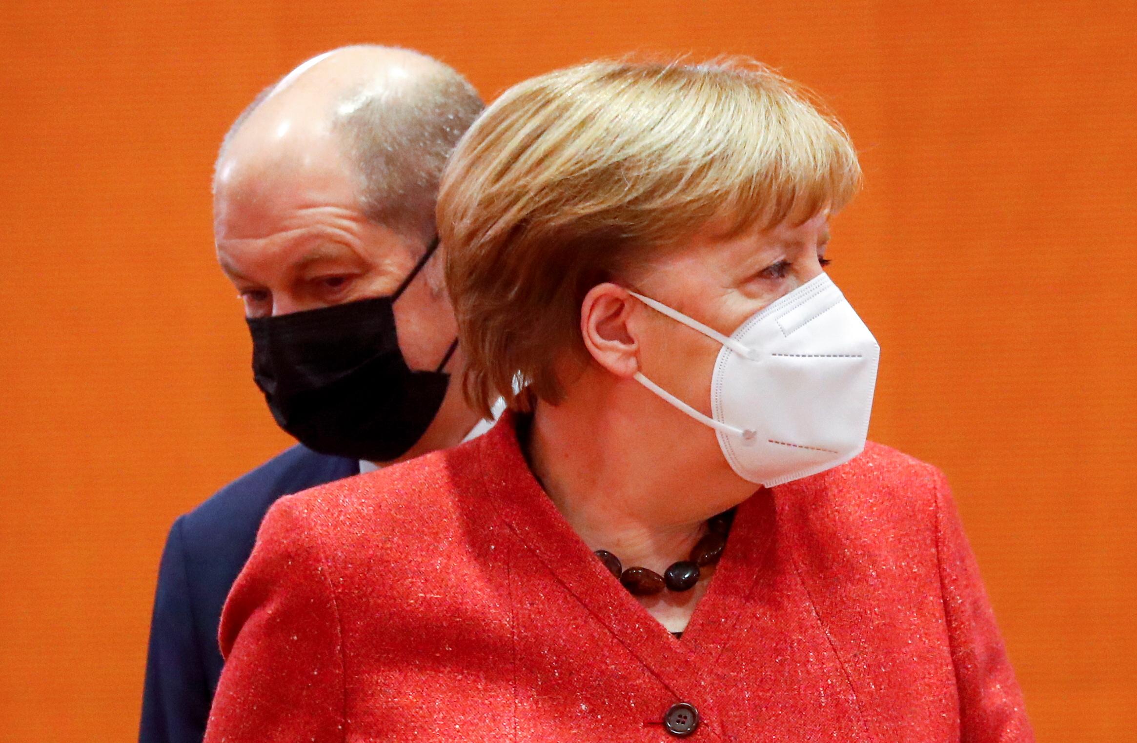 Γερμανία – Μέρκελ: Μέχρι τις 21 Σεπτεμβρίου θα έχει ολοκληρωθεί η διαδικασία εμβολιασμού