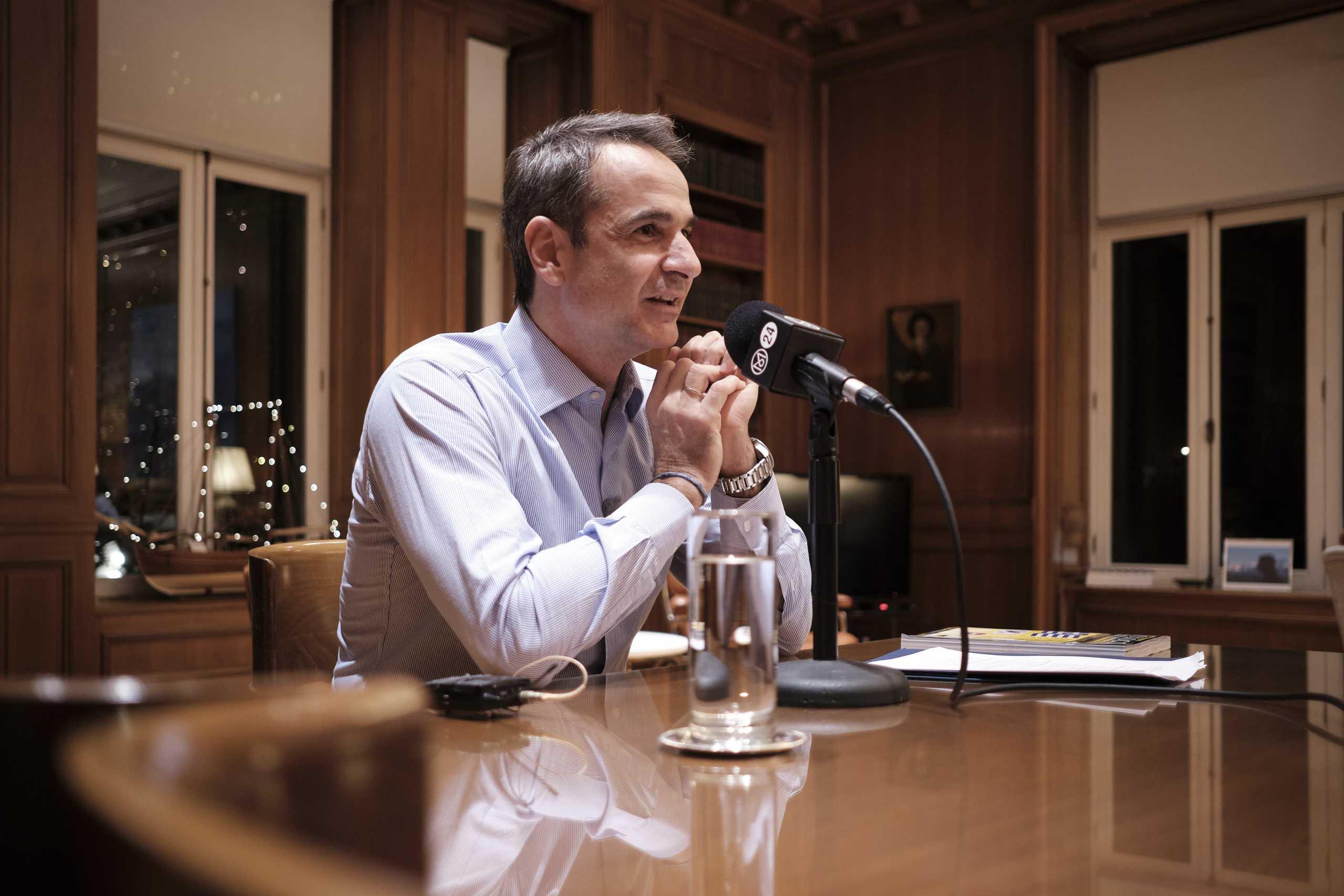 Μητσοτάκης στον Πρόεδρο της Επιτροπής Εξωτερικών Σχέσεων της Γερουσίας: Ανυπομονώ να επιδιώξουμε ειρήνη στην Ανατολική Μεσόγειο