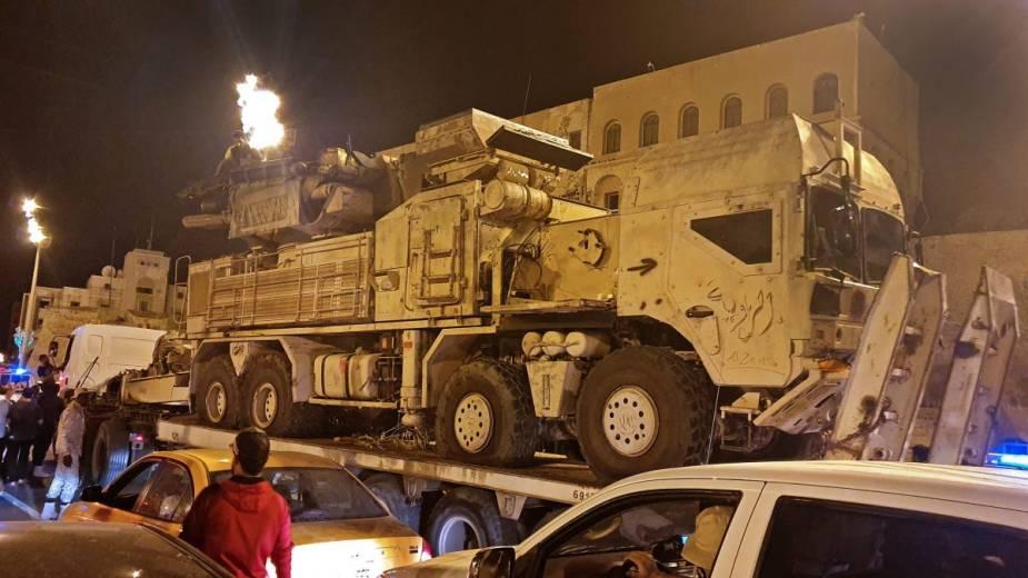 Λιβύη: Οι ΗΠΑ «έκλεψαν» σύστημα Pantsir από αντάρτες της Τουρκίας και η Μόσχα… τσαντίστηκε (pics)