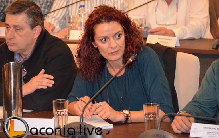 Κορονοϊός: «Θετική» η διοικήτρια του νοσοκομείου Σπάρτης Εύη Παπαγεωργίου – Η ανάρτηση στο Facebook