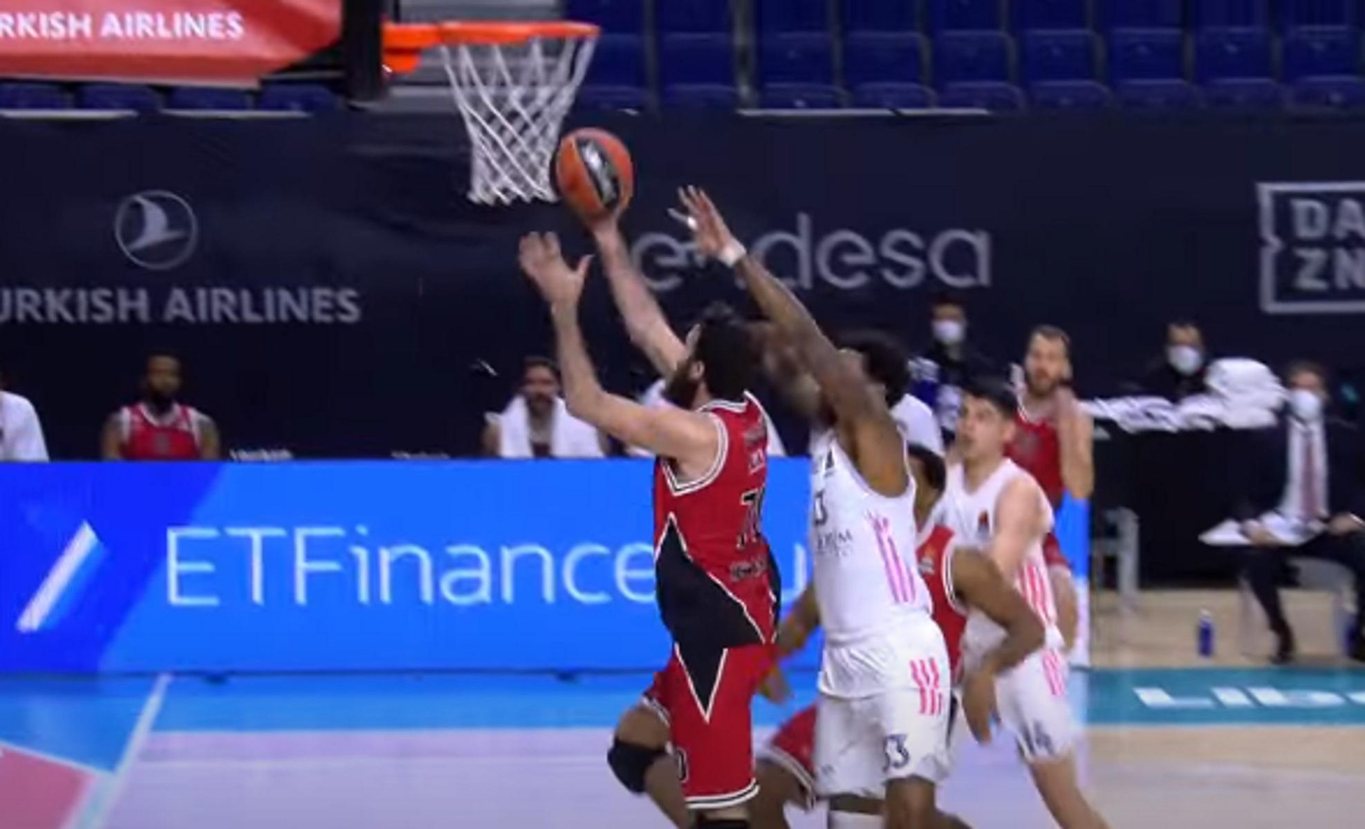 Euroleague: Μεγάλο «διπλό» της Αρμάνι στη Μαδρίτη – «Ξέσπασε» η Εφές στη Γαλλία (videos)