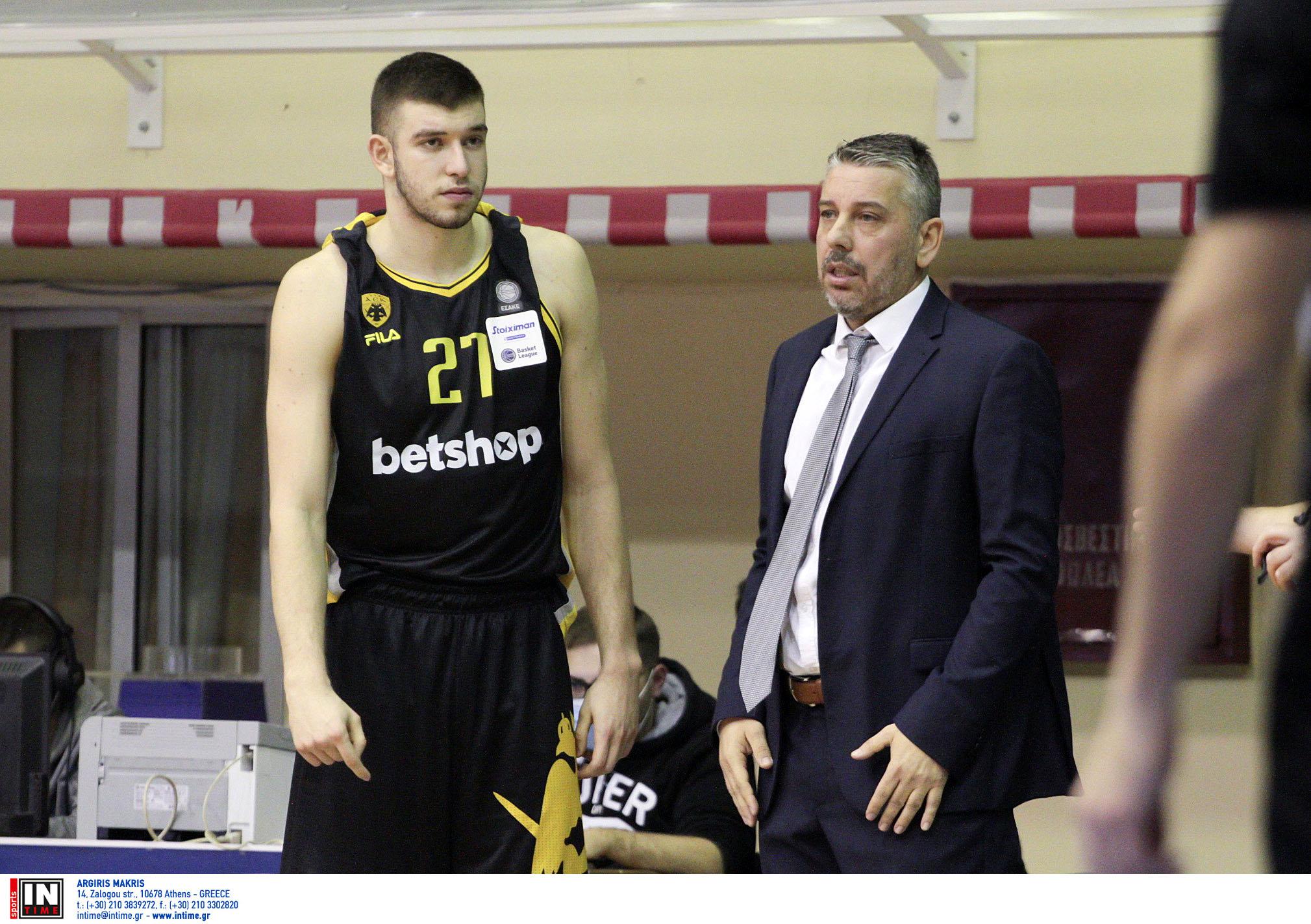 ΑΕΚ: Νοκ άουτ Γιάνκοβιτς και Ρογκαβόπουλος – «Μισή» με τον Προμηθέα η Ένωση