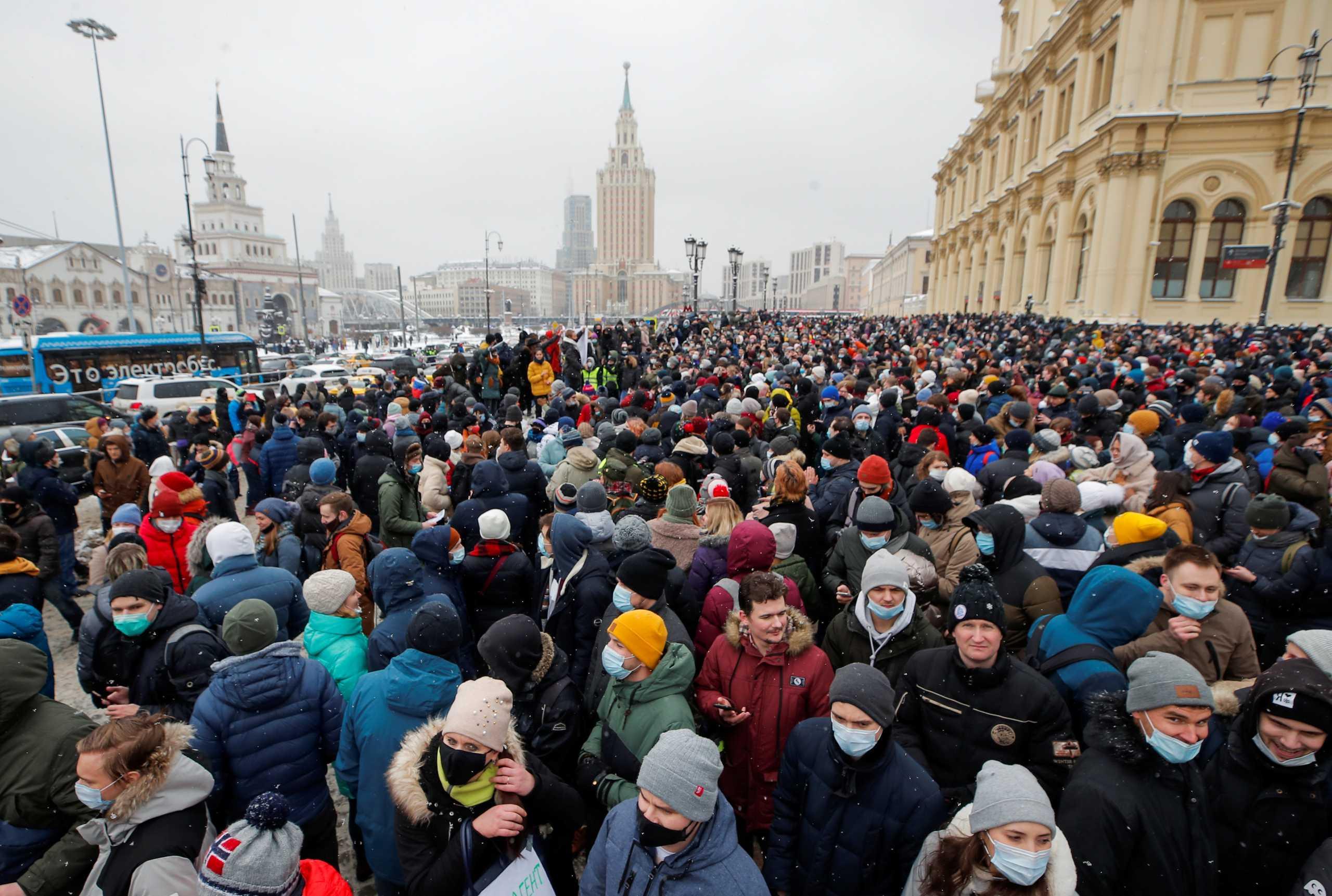 Ρωσία: Κατά 304.500 μειώθηκε ο πληθυσμός της χώρας από τις αρχές του 2021