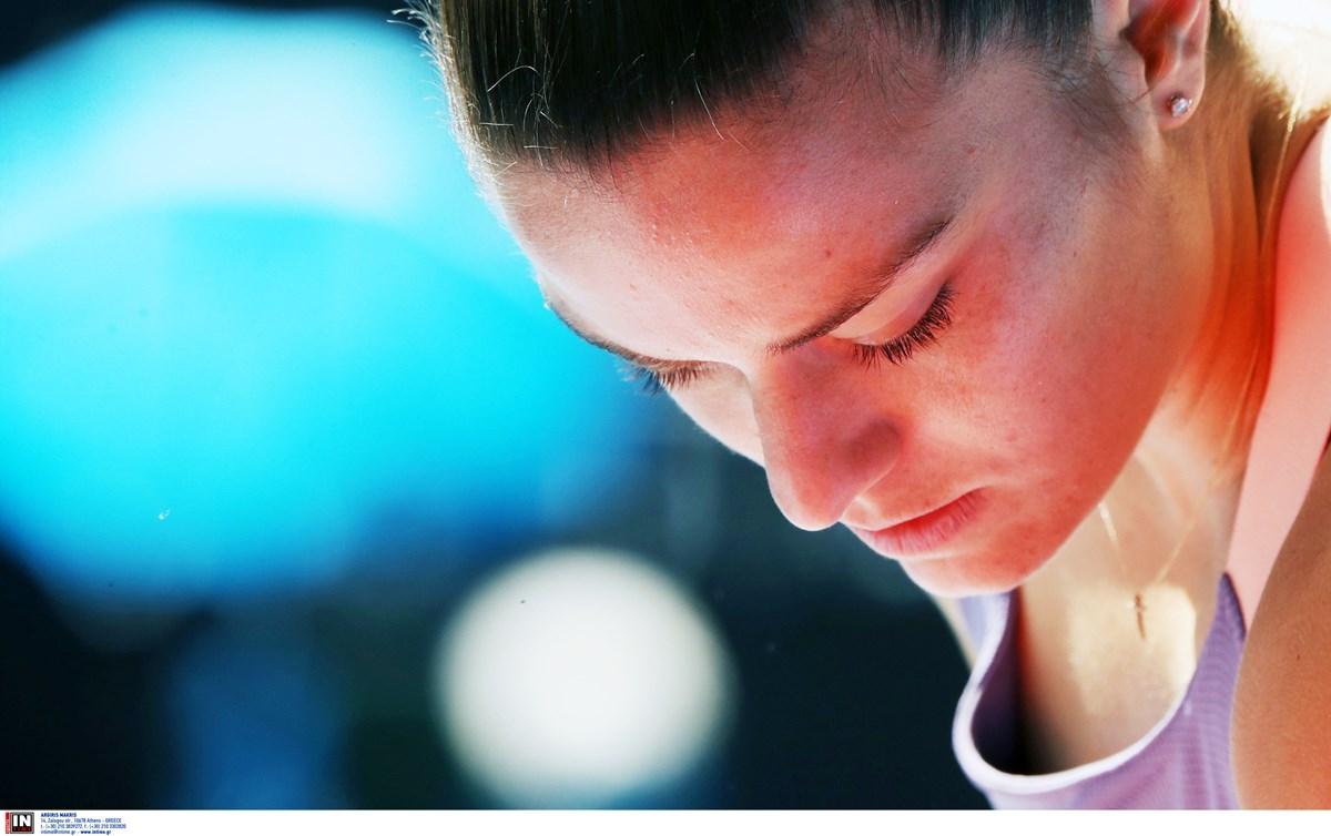 Μαρία Σάκκαρη: «Μάχη» με Σαμπαλένκα για το «εισιτήριο» στον τελικό του Άμπου Ντάμπι