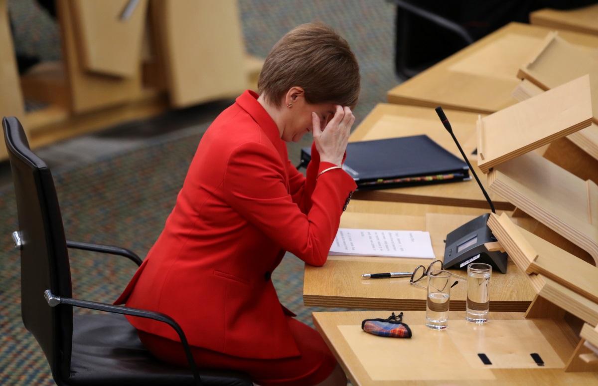 Κορονοϊός: Αυστηρό lockdown μέχρι το τέλος Ιανουαρίου ανακοίνωσε η πρωθυπουργός της Σκωτίας