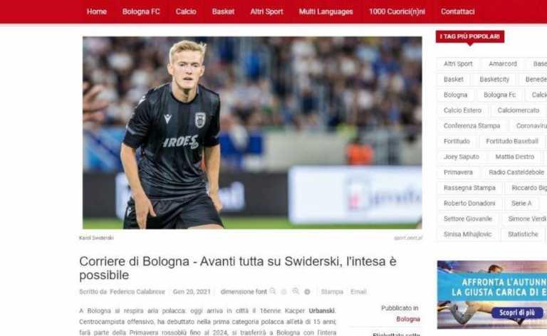 ΠΑΟΚ: «Προβάδισμα για Σφιντέρσκι η Μπολόνια, διαφορά στο οικονομικό»