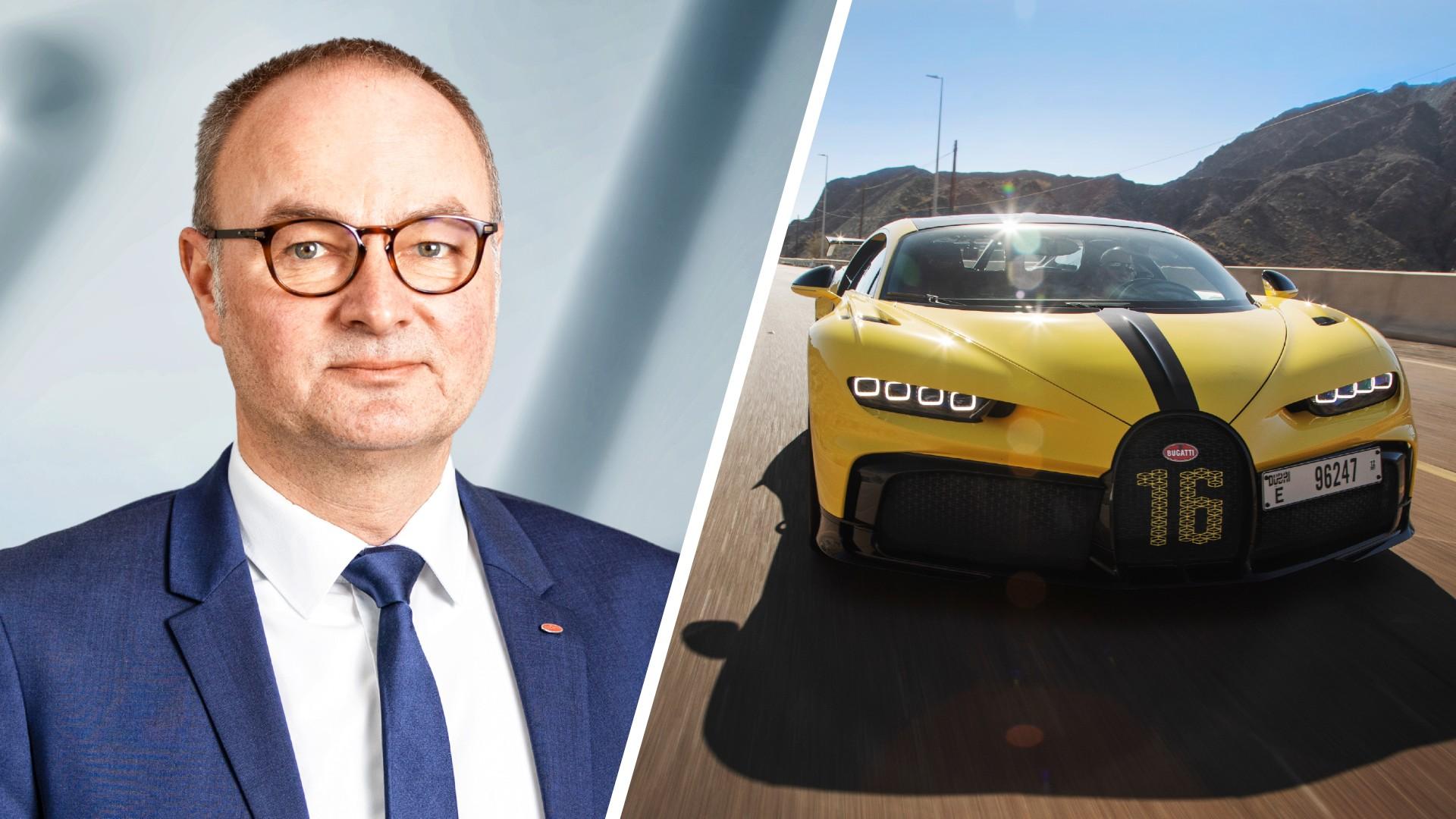 Ο υπεύθυνος εξέλιξης των Bugatti μετακομίζει στη Volkswagen