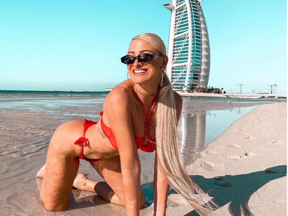 Ιωάννα Τούνη: Τα χιλιάρικα που ξόδεψε στο Ντουμπάι και τα «τζάμπα» τραπέζια