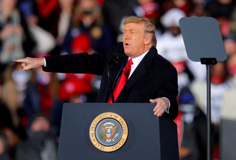 ΗΠΑ: Σε συναγερμό οι δυνάμεις ασφαλείας για τις τελευταίες ημέρες Τραμπ στην προεδρία