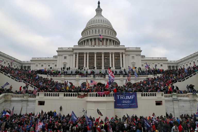 ΗΠΑ: «Να ερευνηθεί ο ρόλος του ιστοτόπου Parler στην επίθεση του Καπιτωλίου»