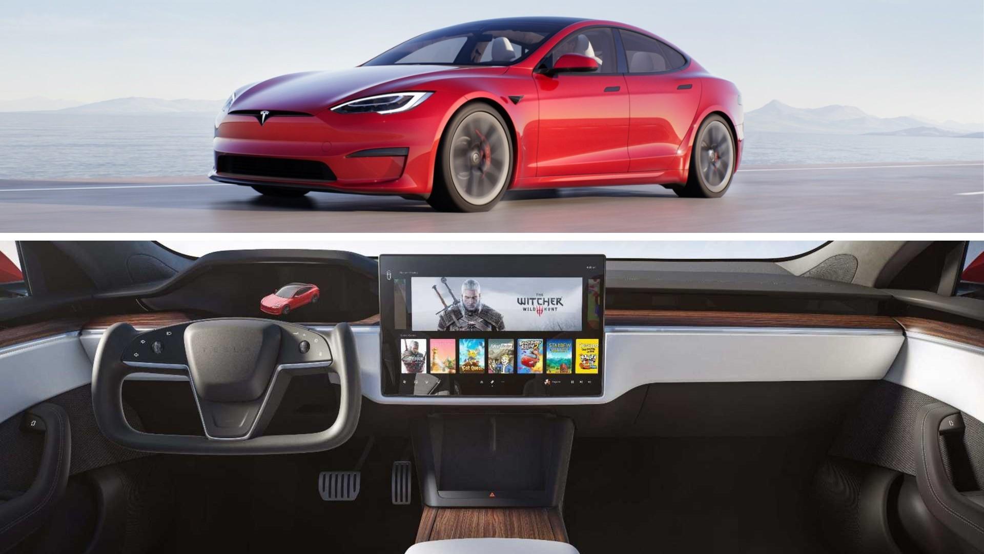 Η Tesla ανανεώνει τα Model S και Model X και τους «κόβει» το τιμόνι! [pics]