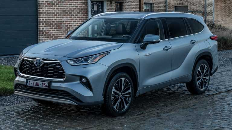 Highlander: Νέο επταθέσιο υβριδικό SUV από την Toyota [vid]