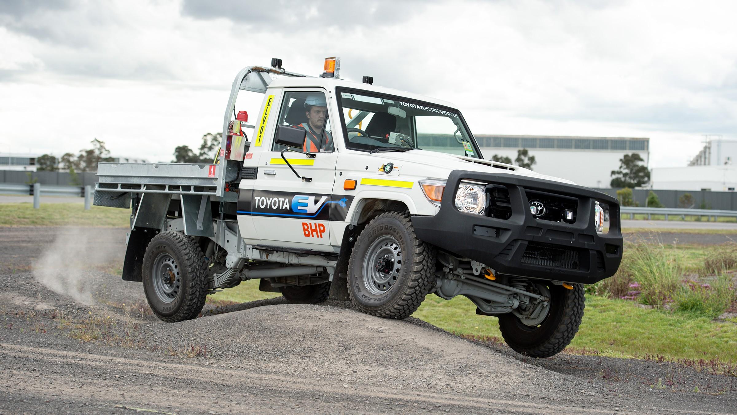 Η Toyota μετατρέπει το αθάνατο Land Cruiser σε ηλεκτρικό!