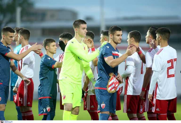 Ολυμπιακός και ΠΑΟΚ έμαθαν αντιπάλους στo UEFA Youth League