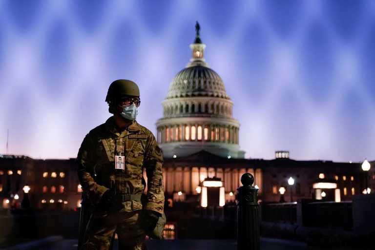 Επίθεση στο Καπιτώλιο: Ο Τιμ Άλεν χαρακτηρίζει τις ταραχές «ντροπιαστικό θέαμα»