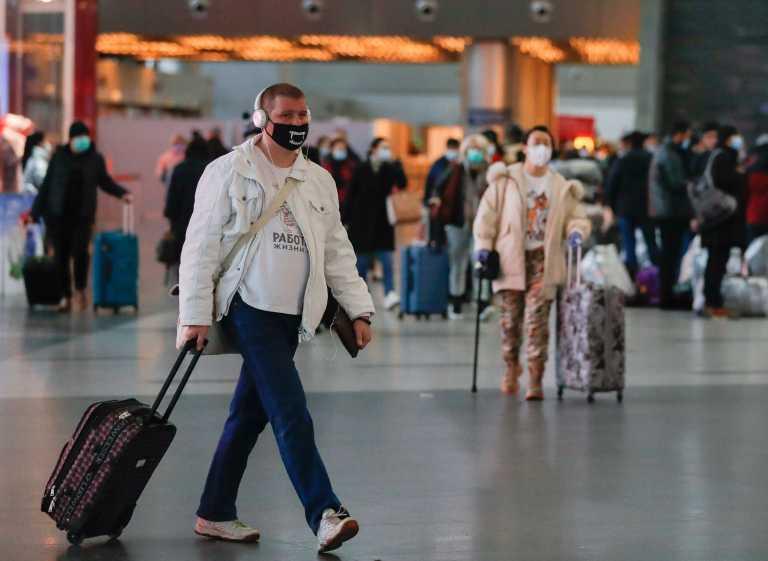 Βέλγιο – Κορονοϊός: Στοπ στα «μη αναγκαία ταξίδια» μέχρι την 1η Μαρτίου