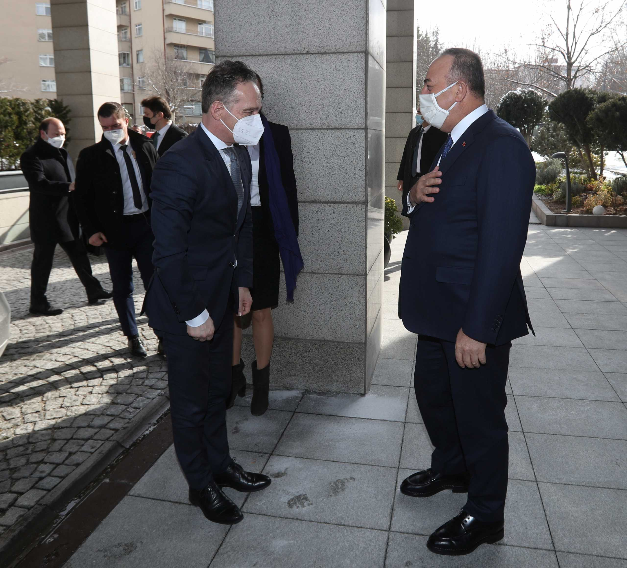 Γερμανία: «Παράθυρο» για διπλωματική λύση οι διερευνητικές επαφές Ελλάδας – Τουρκίας