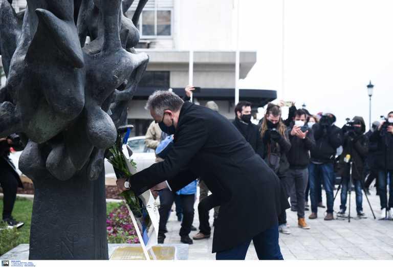 «Ποτέ ξανά»: Χωρίς κοινό φέτος οι εκδηλώσεις για την Ημέρα Μνήμης των Ελλήνων Εβραίων στη Θεσσαλονίκη
