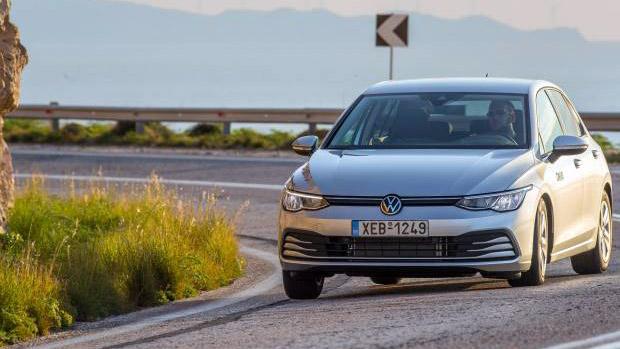 Δοκιμάζουμε την πιο ενδιαφέρουσα τεχνολογικά έκδοση του νέου VW Golf [vid]